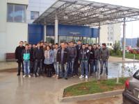 Επίσκεψη  μαθητών του ΕΠ.Α.Λ. Αμφιλοχίας στο Γ.Ν. Αγρινίου