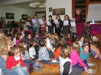 Μια πετυχημένη  Χριστουγεννιάτικη εκδήλωση των Δημοτικών σχολείων Αμφιλοχίας –