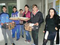 Πρόγραμμα σίτισης και υγιεινής διατροφής εξασφάλισε το Γυμνάσιο Λουτρού
