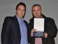 Βραβεύσεις Αθλητικών  Σωματείων και Παραγόντων από την Αμφιλοχία στη γιορτή της ΕΠΣ Αιτωλοακαρνανίας