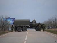 Συναγερμός στην Κριμαία: 6.000 οι Ρώσοι στρατιώτες. Βίντεο από εισβολή ενόπλων στη Βουλή