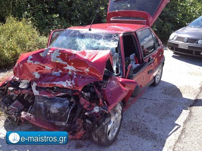 Αύξηση πάνω από 50% σε θανατηφόρα τροχαία και τραυματίες στη Δυτ. Ελλάδα