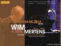 Ξεκίνησε η προπώληση για τη συναυλία του Wim Mertens στην Πρέβεζα