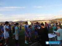 Με τις ευλογίες της Εκκλησίας, ξεκίνησε και επίσημα τη νέα ποδοσφαιρική χρονιά ο ΓΦΣ Αμβρακικός Λουτρού