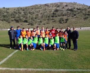 Αναζήτηση ποδοσφαιρικών ταλέντων στην περιοχή της Αμφιλοχίας