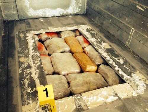 Ποσότητα μαριχουάνας  εντοπίστηκε σε ΙΧ  στην Κακαβιά.