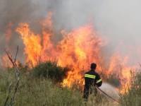 Πυρκαγιά στον Ορεινό Βάλτο