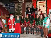 Από την Παρασκευή 16 Δεκεμβρίου έως τις 2 Ιανουαρίου το «Παραμυθένιο Κάστρο Χριστουγέννων» στην Άρτα