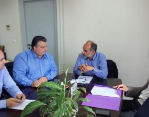 Συνεργασία Περιφέρειας Δυτικής Ελλάδας και Δήμου Μεσολογγίου για την Ολοκληρωμένη Χωρική Επένδυση (ΟΧΕ)