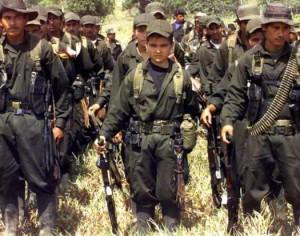 Κολομβία: Η FARC στρατολόγησε 11.556 ανήλικους απο το 1975 ως το 2014