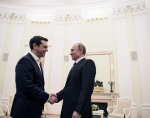 Τι θέλει ο Πούτιν από την Ελλάδα