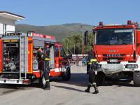 Πυρκαγιά στο Λουτρό Αμφιλοχίας –  Κινητοποίηση της Πυροσβεστικής και των κατοίκων