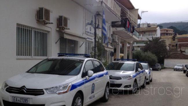 Σύλληψη 61χρονης για κλοπή στην Αμφιλοχία
