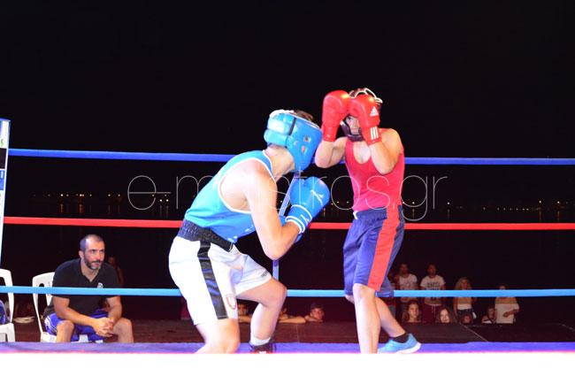 Τουρνουά ακαδημιών Πυγμαχίας αύριο στην Αμφιλοχία
