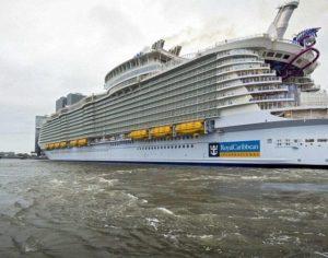 Τραγικό δυστύχημα στο μεγαλύτερο κρουαζιερόπλοιο του κόσμου