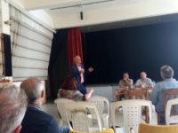 Πολιτική Εκδήλωση του ΣΥΡΙΖΑ στην Αμφιλοχία