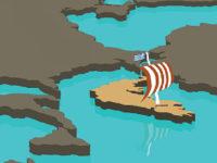 Το νησί που φεύγει