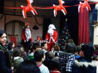 Με επιτυχία  η χριστουγεννιάτικη γιορτή Πολιτιστικού Κέντρου και  《Αμφιλοχίας Δίοδος》