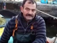 Ο Ηλίας Φακιώλας μιλά για την αλιεία στον Αμβρακικό