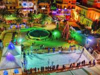 Δωρεάν προσκλήσεις σε μαθητές για το παγοδρόμιο στην κεντρική πλατεία Μεσολογγίου