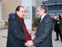 Ικανοποίηση εξέφρασε η Αντιπεριφερειάρχης  Χρ. Σταρακά για την συνάντηση με τον υπουργό Υποδομών κ. Χ. Σπίρτζη