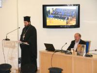 Ο τ. Βουλευτής Ιωαννίνων κ. Μιχαήλ Παντούλας στην Αμφιλοχία – Παρουσίαση βιβλίου Κοσμάς ο Αιτωλός