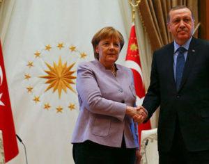 Ρήγμα στις σχέσεις Τουρκίας – Γερμανίας