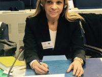 Στις Βρυξέλλες η Αντιπεριφερειάρχης ΠΕ Αιτωλοακαρνανίας Χρ. Σταρακά