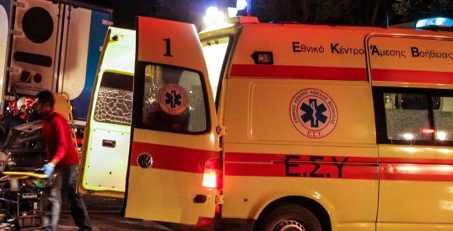 Ένας νεκρός και ένας σοβαρά τραυματίας στο χθεσινό τροχαίο στα Όχθια