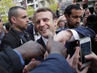 Ο Μακρόν δηλώνει πως θα ηγηθεί της 'μάχης' για την αναδιάρθρωση του ελληνικού χρέους
