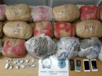 Συνελήφθησαν, 16χρονος και 17χρονος την ώρα που ξέθαβαν τα ναρκωτικά από το έδαφος