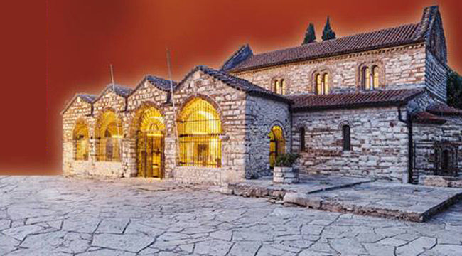 Πρόγραμμα Πανηγύρεως για τη μνήμη της Ανακομιδής των Λειψάνων της Αγίας Θεοδώρας