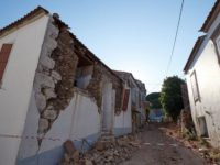 Παγκόσμιο γεωλογικό φαινόμενο η περίπτωση της Βρίσας