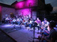 Το Μουσικό Σχολείο Άρτας στις φωτιές του Αϊ-Γιάννη του Ριγανά