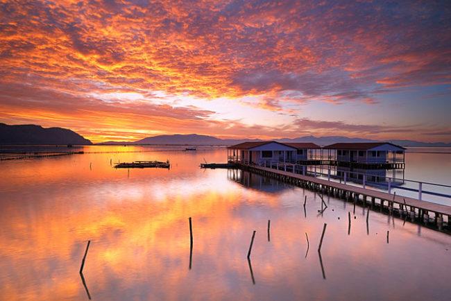 Φωτογραφίζοντας στη λιμνοθάλασσα – Φωτογραφίζοντας τη λιμνοθάλασσα