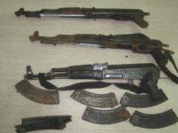 Εντοπίστηκε και κατασχέθηκε βαρύς οπλισμός, χειροβομβίδες, εκρηκτικές ύλες και πυρομαχικά