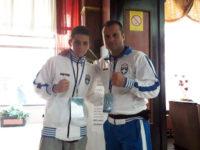 Στο πανευρωπαϊκό πρωτάθλημα στη Βουλγαρία ο Νικόλας Αυγέρης του ΠΓΣ Αμφιλοχίας