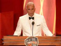 Η συγκλονιστική ομιλία του Γκάλη στο Hall of Fame