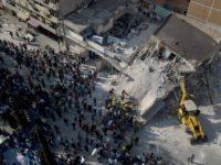 Σεισμός στο Μεξικό: Οι εικόνες της απόλυτης καταστροφής