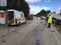 Αμφιλοχία – Βόνιτσα 1.330 τροχαία 28 νεκροί, δεκάδες τραυματίες
