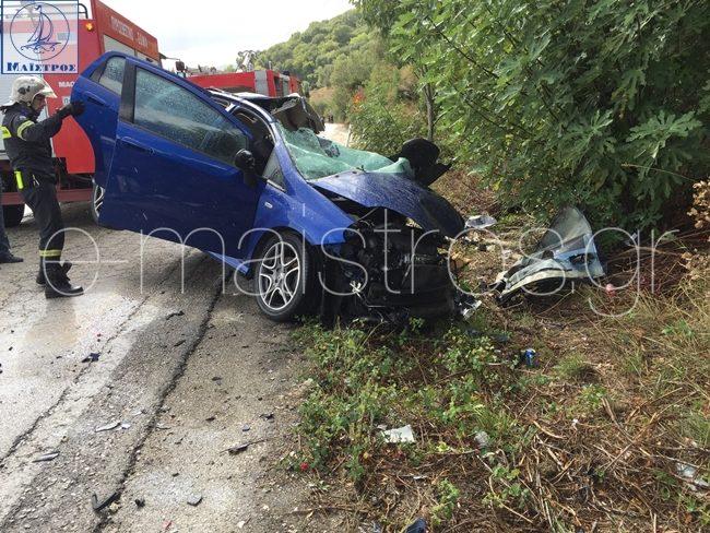 Τραγωδία με 2 νεκρούς φαντάρους στο 5ο χλμ Βόνιτσας – Αμφιλοχίας