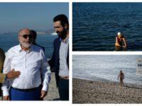 Παραδόθηκε στο κοινό η παραλία του Παλαιού Φαλήρου