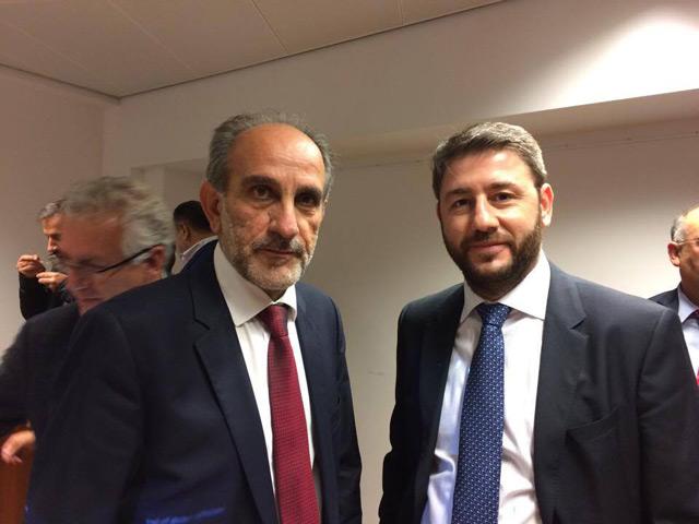 Ο Απ. Κατσιφάρας παρέδωσε την προεδρία της Διαπεριφερειακής Ομάδας «Αδριατική-Ιόνιο» της ΕτΠ