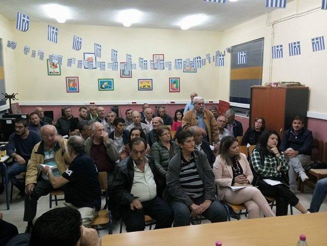 Aνοικτός διάλογος της Δημοτικής Αρχής με τους πολίτες