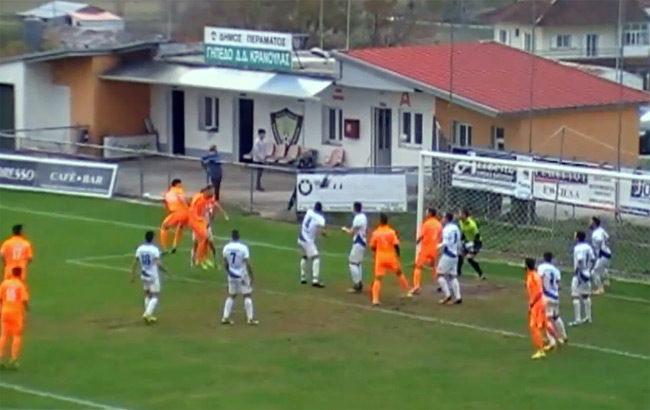 Μεγάλη εκτός έδρας νίκη για τον Αμφίλοχο στα Γιάννενα 0-3 τη Δόξα