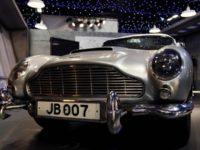 Στο σφυρί η Aston Martin του 'Χρυσοδάκτυλου' Τζέιμς Μποντ