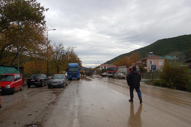 Υδροδότηση της τοπικής κοινότητας Φραγκουλέικων