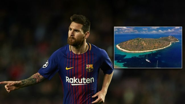 Ο Μέσι αγόρασε ελληνικό νησί στο Ιόνιο –  Η επίσημη ανακοίνωση