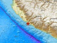 Σεισμός 7,3 Ρίχτερ στο Περού – Συναγερμός για τσουνάμι
