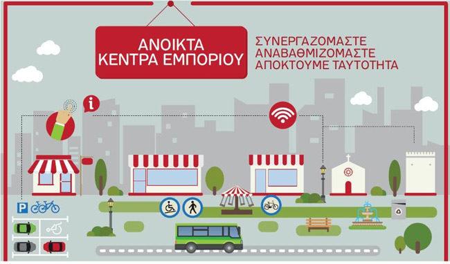 Εγκρίθηκε το open mall στην Αμφιλοχία με ποσό χρηματοδότησης 1.752.800,00€
